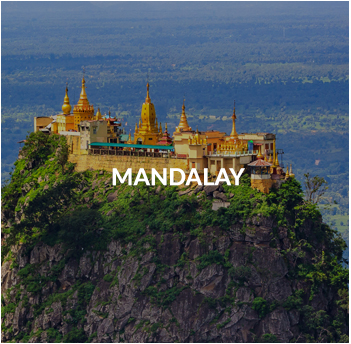 Visit Yangon and Mandalay 4 days